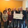 Firma Dörr unterstützt Marburger Demenz-WG