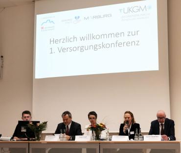 Bürgerinitiative Sozialpsychiatrie beteiligt sich an der ersten Versorgungskonferenz im Landkreis Marburg Biedenkopf
