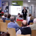 Info-Café der Marburger Allianz für Menschen mit Demenz